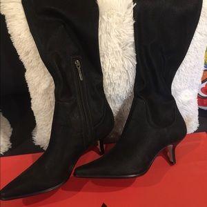 Donald J. Pliner Tall Boots NEW in box